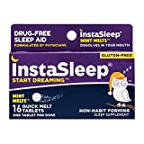 Best Health Sleep Dissolves - InstaSleep Mint Melts | Drug-Free Sleep Aid | Review
