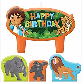 Best go diego go cake Reviews