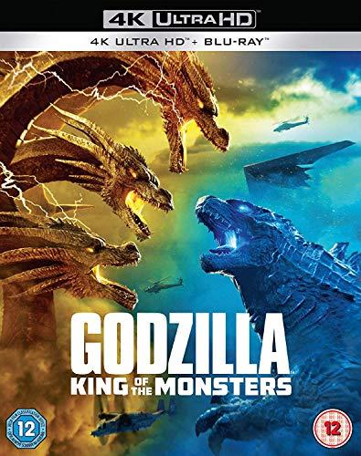 Godzilla King Of The Monsters [Edizione: Regno Unito] [Italia] [Blu-ray]