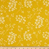 Andover 0746262 Solstice Dried Flowers Fabric Stoff,