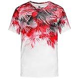 Blowhammer T-Shirt Herren - Red Wind Tee - XS
