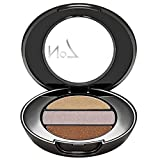 BOOTS No7 Stay Perfect Eye Shadow Trio Cappuccino