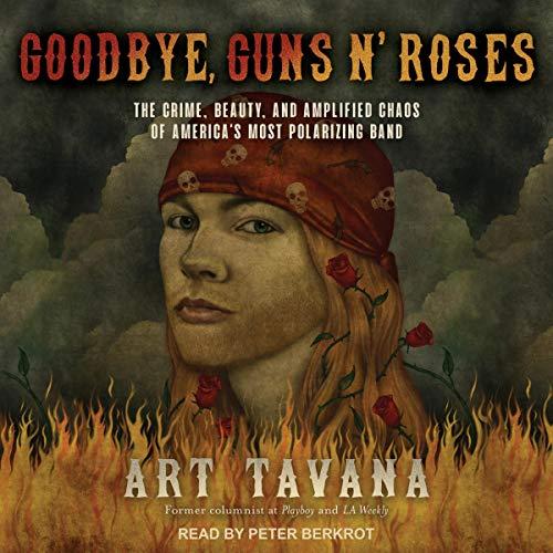 Goodbye, Guns N' Roses cover art