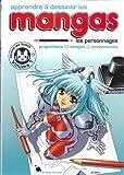 Apprendre à dessiner les mangas - Vol. 1