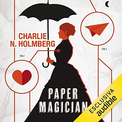 Paper Magician cover art