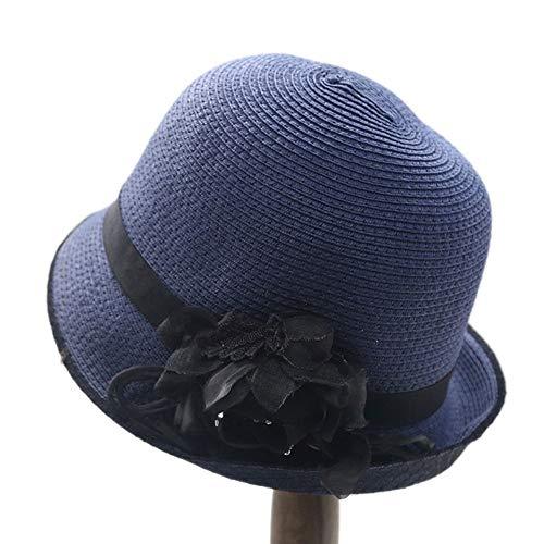 CattleBie Sombrero for el sol Sombrero femenino Transpirable Sombrero de montar a caballo Gorra de visera Aire libre Sombreros Ala grande Caminar de campamento Sombrero de viaje Sombrero de paja Sombr