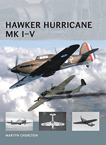 Hawker Hurricane Mk I–V (Air Vanguard)