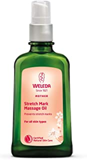 WELEDA Stretch Mark Massage Oil, 100ml