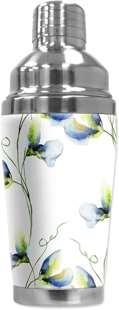 Mugzie 16 Ounce Stainless Steel Shaker Martini Max 50% OFF Cocktail w Super intense SALE