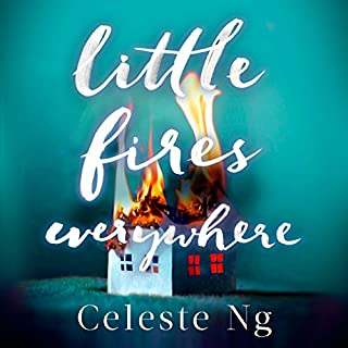 Little Fires Everywhere                   By:                                                                                                                                 Celeste Ng                               Narrated by:                                                                                                                                 Jennifer Lim                      Length: 11 hrs and 27 mins     1,498 ratings     Overall 4.4