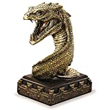 The Noble Collection Basilisk Bookend