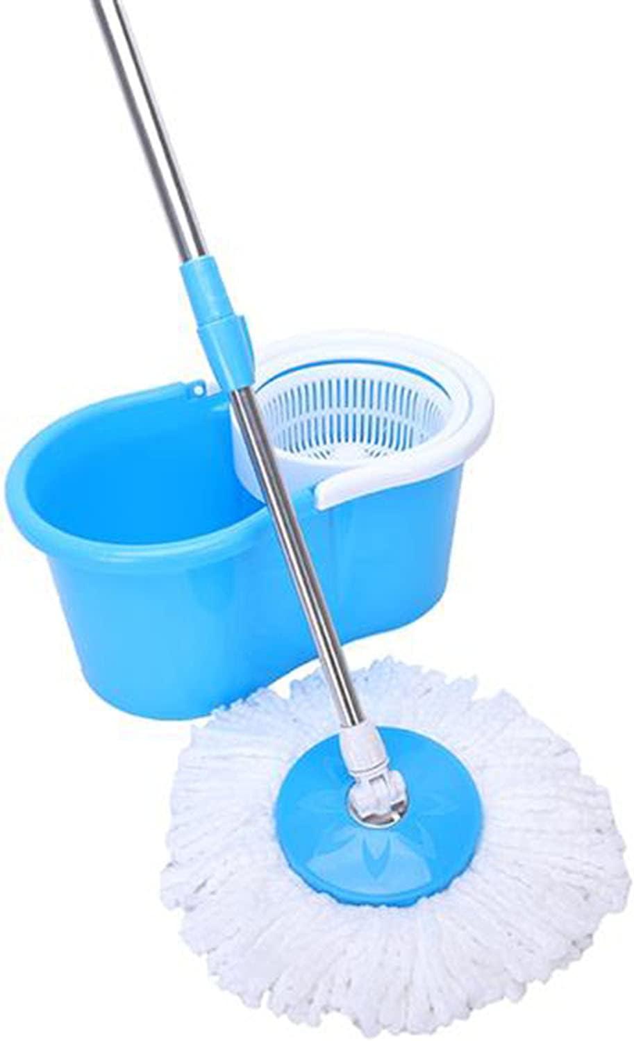Microfiber Dallas Mall Spin Mop New item 360° Cleaning Floor Bucket System