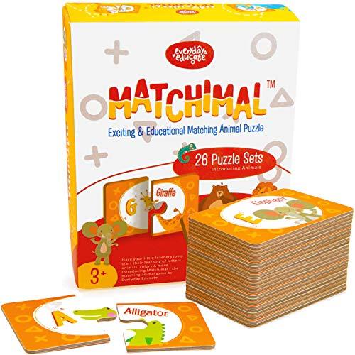 Everyday Educate Matchimal - Animal Families - Learning Animals, Animal Matching...