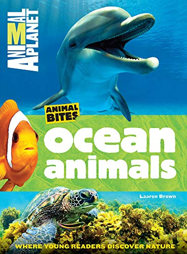 Ocean Animals (Animal Bites)