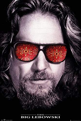 The Big Lebowski - Poster The Dude Jeff Bridges