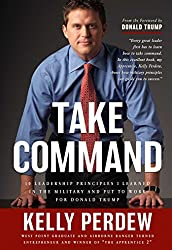 Best Sales Books includes Take Command by Kelly Perdew