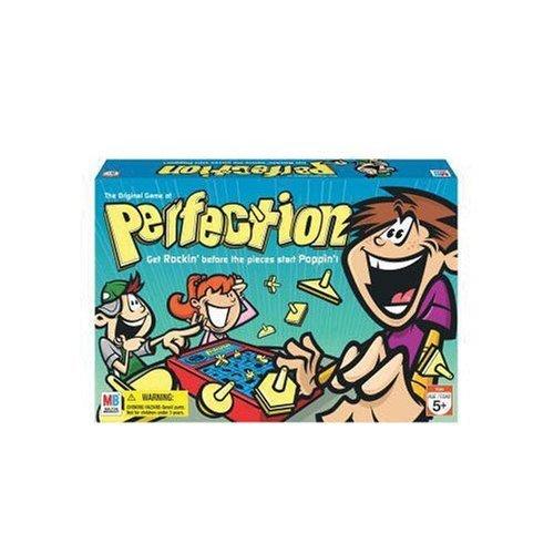 Hasbro Perfección (Juego Familiar)
