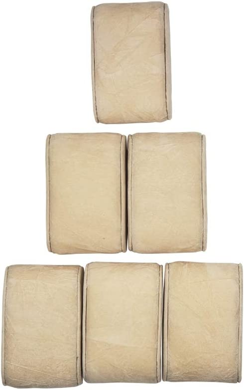 Latest item 6 Special price for a limited time Beige Watch Pillows for Box Displa Storage Cases Jewelry