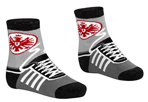 Eintracht Frankfurt Baby Socken Socks (21-24, Multi)