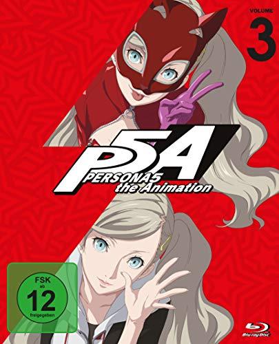 PERSONA5 the Animation Vol. 3 [Blu-ray]