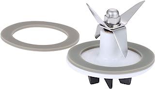 Dreld SPB-456-2 White Blade Cutting Cutter 2 Rubber Sealing Gasket Seal O-ring, Replacement for Cuisinart Blenders Models # BFP703 BFP-703 BFP703B BFP-703CH SPB7 SPB-7BK CB8 CB9 BFP-703