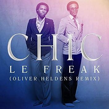 Le Freak (Oliver Heldens Remix)