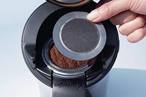 TronicXL Profi Pad Halter Zum selbstfüllen wiederbefüllbar Halterung für Senseo Kaffeemaschine HD7810 bis HD7812