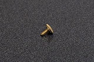 Conn/King Lyre Screw, Lacquer (Fits most Conn & King Instruments)
