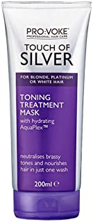PRO:VOKE Touch Of Silver Toning Treatment Mask, 200 ml