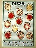 TNND Pizza Original Großes 1988 Poster Garage