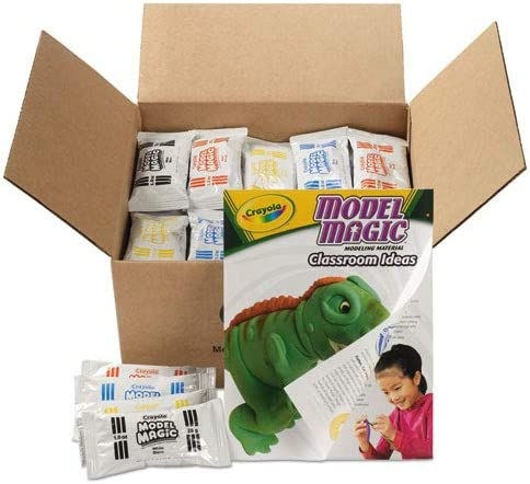 - Model Magic Modeling Compound Cheap mail order specialty store 1 o Assorted 75 packet each oz Classic