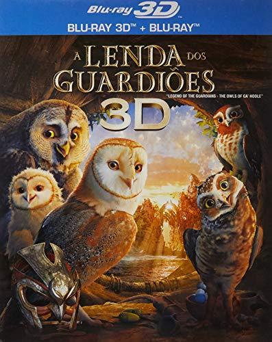 A Lenda Dos Guardioes [Blu-ray]