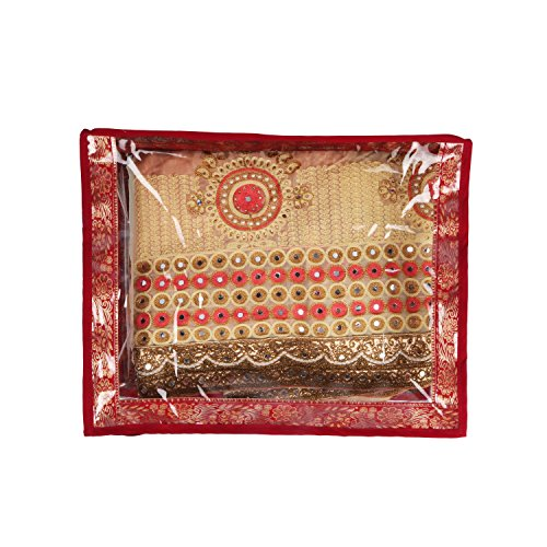 Glitter Collection SARBOX05 Lot de 10 sachets de sari