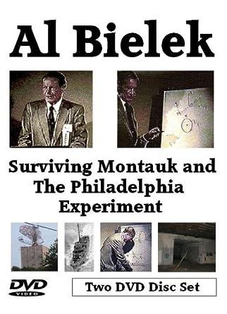 Amazon.com: Al Bielek: Surviving Montauk and The Philadelphia Experiment: Al  Bielek, Paranormal DVDs: Movies & TV