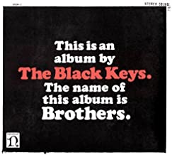 Brothers (Deluxe Edition)(w/Book) by The Black Keys (2010-06-29)