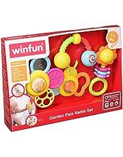 winfun - Conjunto 4 sonajeros (46332)
