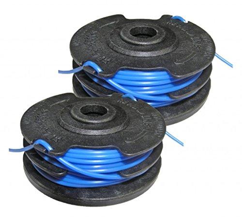 Homelite UT-41120 Toro 51480 String Trimmer Replacement (2 Pack) 88512, AC41RDLA Spool # 31104178G-2pk