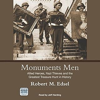 Monuments Men cover art