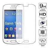 Guran® Protector de Pantalla Vidrio Cristal Templado Para Samsung Galaxy Trend Lite (4pulgada) Smartphone Film