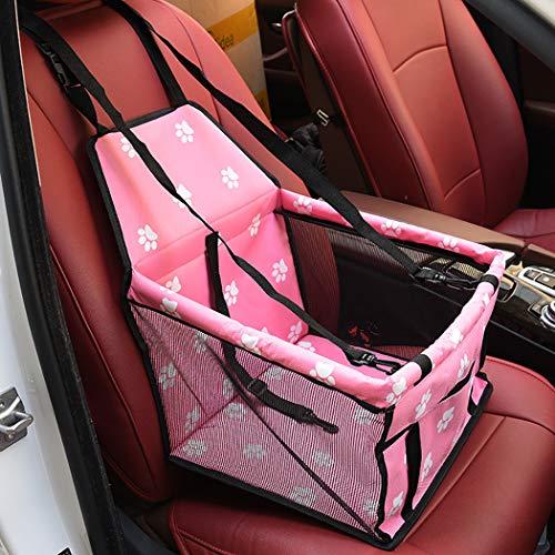 Legendog Haustier Auto Sitz Verdicken Oxford Falten Tragbar Haustier Booster Sitz