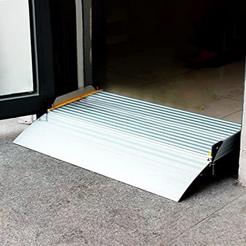 Rampas De Garaje Aluminio Marca LSMK