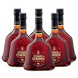 Brandy Conde de Osborne de 70 cl - D.O. Jerez - Bodegas Osborne (Pack de 6 botellas)