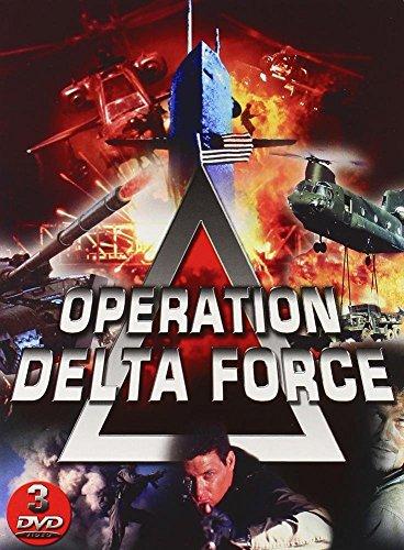 Operation Delta Force 3, 4, 5 [FR Import]