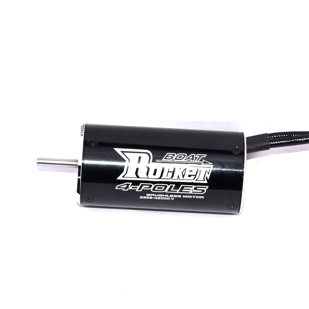 Sharplace Impermeable 2598 4200 KV Motor Brushless + 70 A ESC Accesorios Set para 600 – 800 mm RC Car Boat: Amazon.es: Electrónica