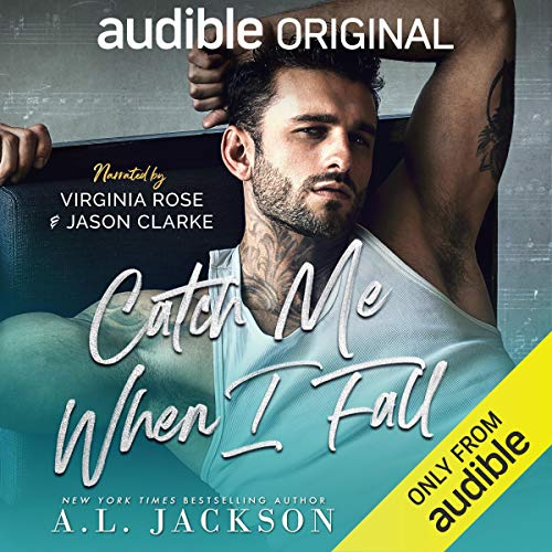Page de couverture de Catch Me When I Fall