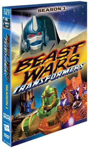 Transformers Beast Wars: Season 1 [Reino Unido] [DVD]