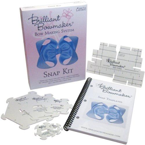 Kleiner rosa Marienkäfer Brilliant Bow Maker-Kit de...