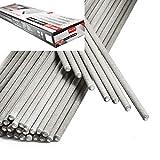 STARK Elettrodi per Saldatura da 3x350 mm/Rutilo Universale per Ferro, Acciaio, Ghisa. Elettrodi a barra per saldatrice. Pacco da 2.5Kg - ca.88 pz