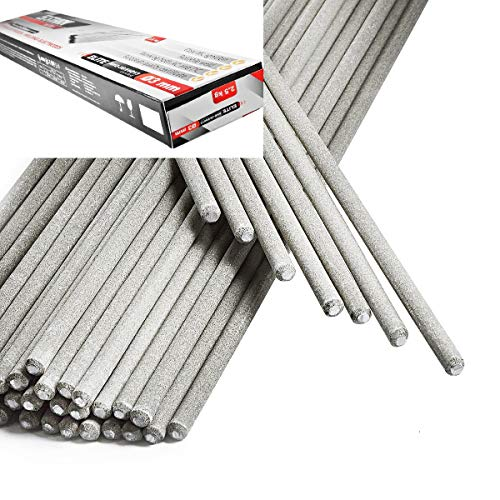 STARK Rutile Allround-Schweißelektrode 3mm x 350 mm, 2,5kg / ca. 88St. universale Elektrode zum Schweißen | Schweisselektroden für Schweißgeräte