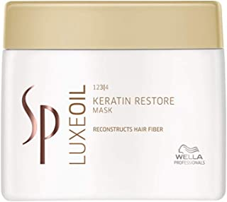 Wella System Professional - Maschera Luxe Oil Keratin Restore - Linea Sp Luxe Oil Collection - 400ml
